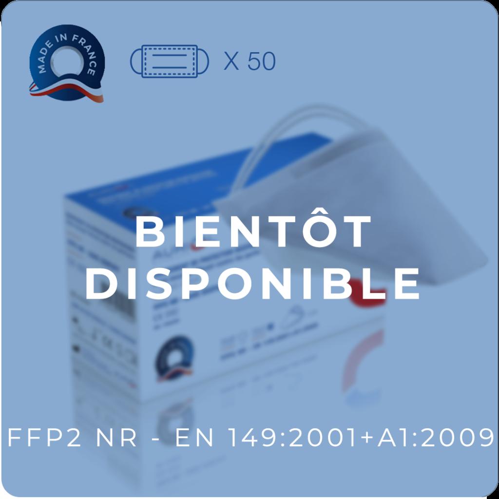 Masque FFP2 Bec de Canard - Masques jetables Français